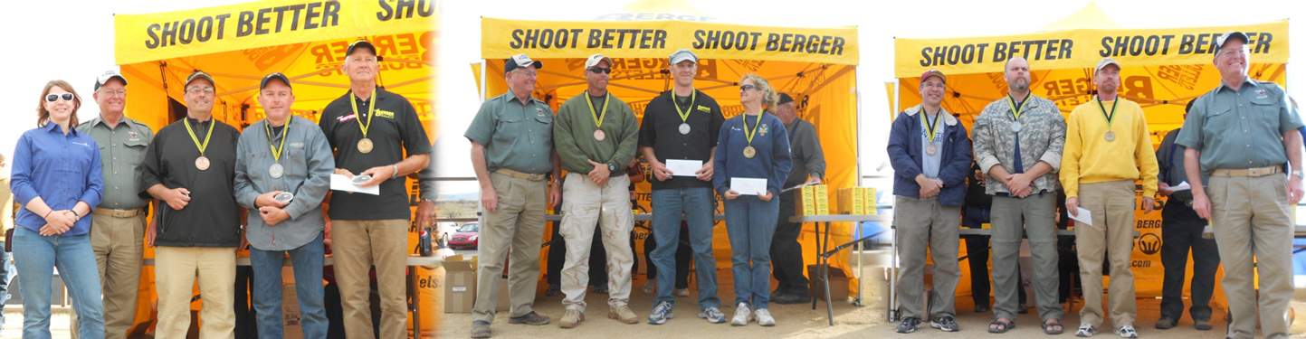 2012 Southwest Long Range Nationals champions (L to R - F-Open, Sling, F-TR)