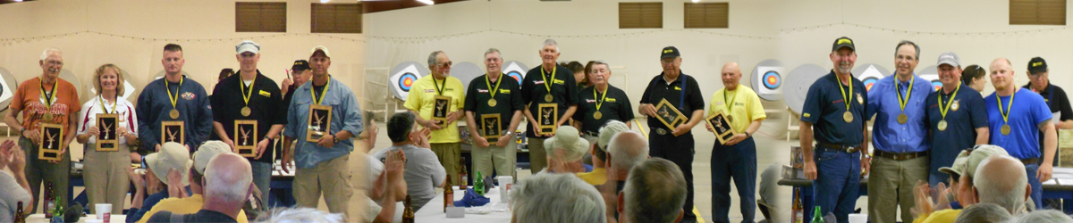 2012 Team Aggregate Winners - US National Team (sling), Team Berger/Norma (F-Open), Desert Sharpshooters (F-TR)