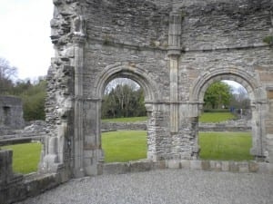 Mellifont Abbey was buit in 1157