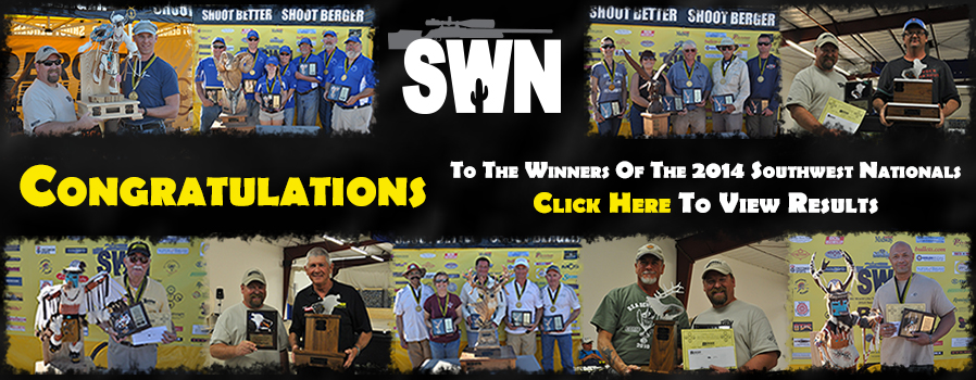 Southwest Nationals Winners