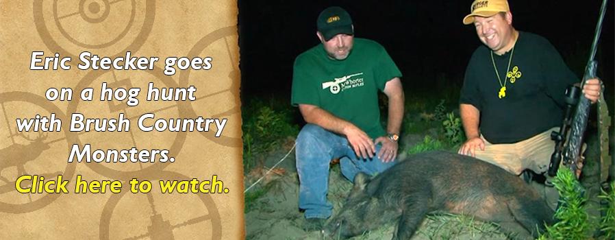 Eric's Hog Hunt